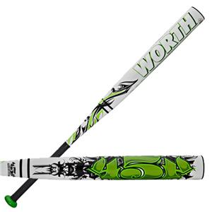 Worth 454 Titan ASA Slowpitch Softball Bats SB454A