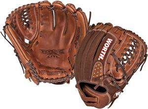 "Worth Toxic Lite Series 12.5"" Softball Gloves"