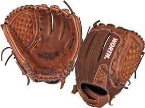 "Worth Toxic Lite Series Woven 13"" Softball Gloves"