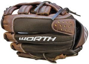 "Worth Toxic Lite Series 13"" Softball Gloves"