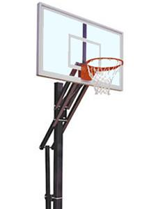 First Team Slam Select Adjustable Basketball Syst