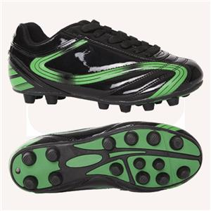"Vizari ""Treviso FG"" Youth Green Soccer Cleats"