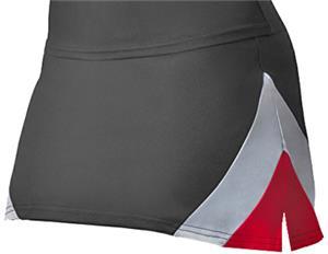 Alleson Spree Flex Cheerleaders Uniform Skirts CO