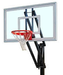 First Team Vector Select Adjustable Basketball Sys