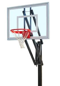 First Team Vector Turbo Adjustable Basketball Sys