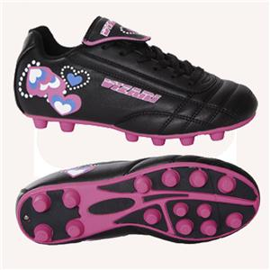 "Vizari ""Retro Hearts"" Youth Soccer Cleats"