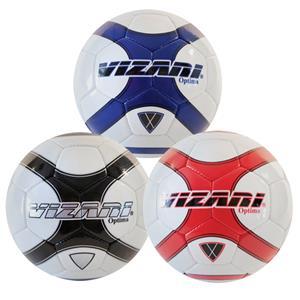 "Vizari ""Optima II"" TPU Match Soccer Balls-NFHS"