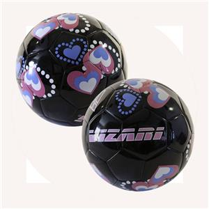 Vizari Retro Hearts Mini Trainer Soccer Balls