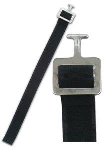 "Champro Sports 1.5"" Shoulder Pad Strap w/T-Hook"