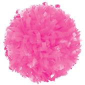 Getz Youth Stock Solid Neon Pink Poms