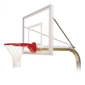 Ruffneck III Fixed Height Basketball Goals