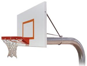 Tyrant Extreme Fixed Height Basketball Goals