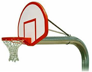 Tyrant Flight Fixed Height Basketball Goals