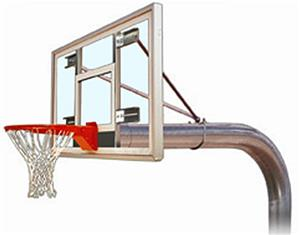 Tyrant Select Fixed Height Basketball Goals