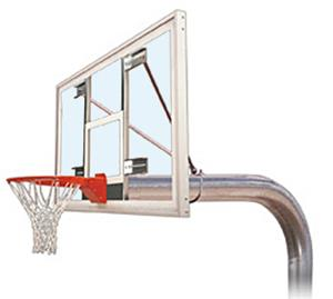 Tyrant Supreme Fixed Height Basketball Goals