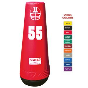 Fisher Varsity Football Pop Up Dummies