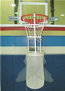 First Team FT25 Quikshot Basketball Rebounder