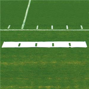 Fisher Football Field Hash Mark Stencils