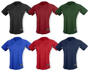 Game Gear Men's One Button PT Baseball Jerseys
