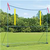 Fisher Portable Football Goal Post Uprights