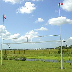 Fisher Combo Soccer & Football Goals (Pair)