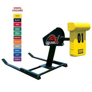 Fisher 9910BT Bull Rush Football Blocking Sleds