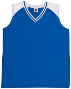 Womens Dazzle Sleeveless Softball Jersey CO