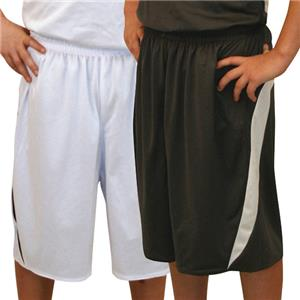 Shirts skins youth reversible game shorts ii for Shirts and skins basketball