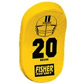 Fisher HD200 Curved Body Football Hand Shields