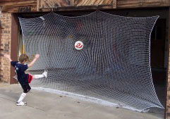 Epic 11 x 9 Sport &amp; Garage Nets