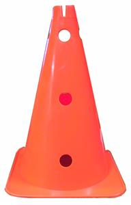 Epic Orange Soccer Cones With Holes