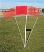 FT4025 - Official Soccer Corner Flags