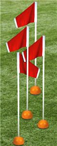 FT4025TF-Official Soccer Corner Flags