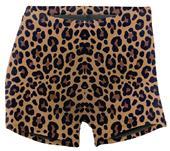 "Soffe Leopard Print Compression 3"" Shorts 093VPR"