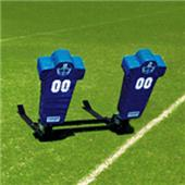 Fisher 2 Man Football Boomer Sleds w/ Man Pads