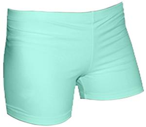 Spandex 3&quot; Sports Shorts - Color Solids