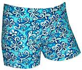 "Plangea Spandex 3"" Sports Shorts - Floral Print"