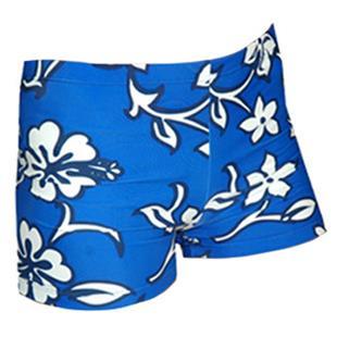 "Plangea Spandex 3"" Sports Shorts - Hibiscus Print"