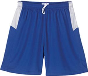 Badger Womens Ace 6&quot; Softball Shorts