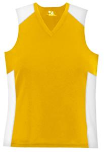 Badger Womens Speedster Sleeveless Softball Jersey