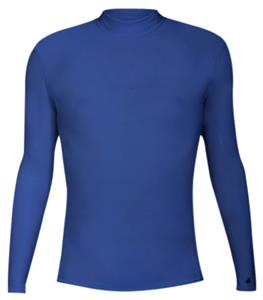 Badger B-Fit Long Sleeve Mock Compression Shirts