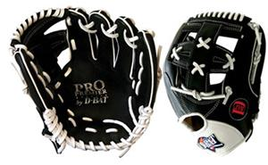 D-Bat Utility Pro Premiere Series 11.25&quot; Glove
