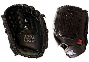 D-Bat Pitchers Model G114 Baseball Gloves