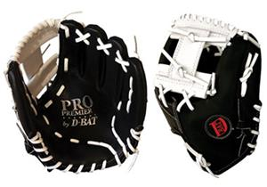 "D-Bat G1150 Infield 11.5"" Baseball Gloves"