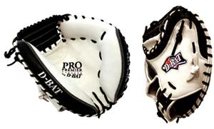 "D-Bat G127H Pro Select Series 33.5"" Catcher's Mitt"