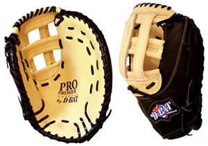D-Bat G127FB Pro Select Series First Base Mitt