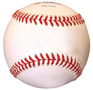 D-Bat Official DB-OM Flat Seam Baseballs (Dozen)