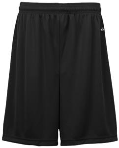 "Badger B-Tech 9"" Athletic Shorts"