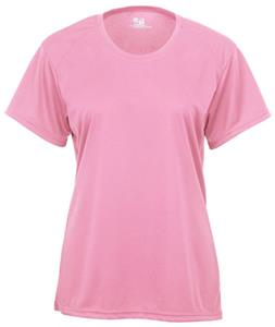 Badger Womens B-Tech Short Sleeve Performance Tees