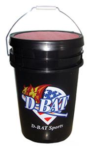 D-Bat 6-Gallon Bucket with Cushioned Seat